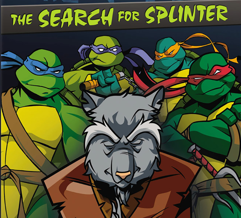 Review: Teenage Mutant Ninja Turtles: Search for Splinter