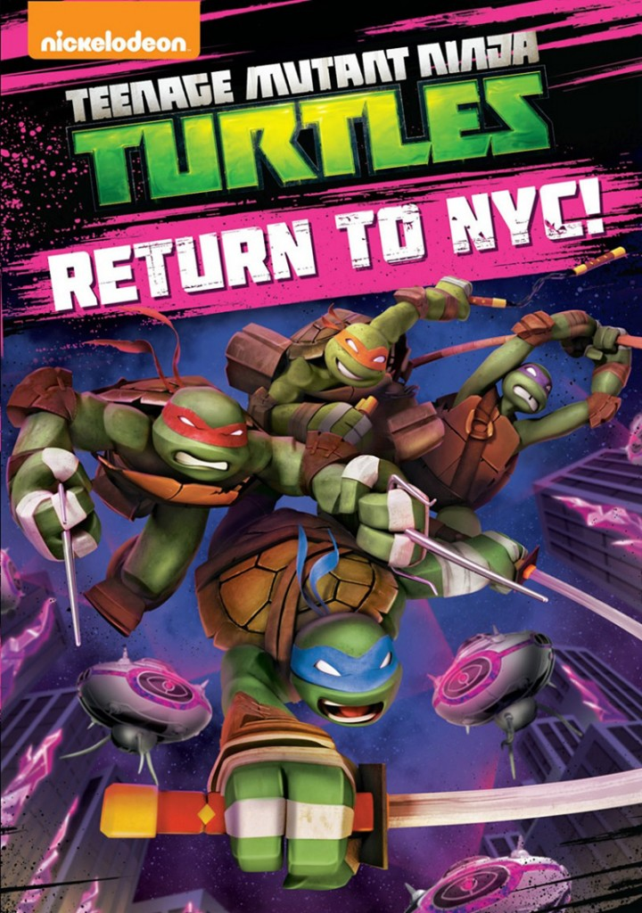 Review: Teenage Mutant Ninja Turtles: Return to NYC
