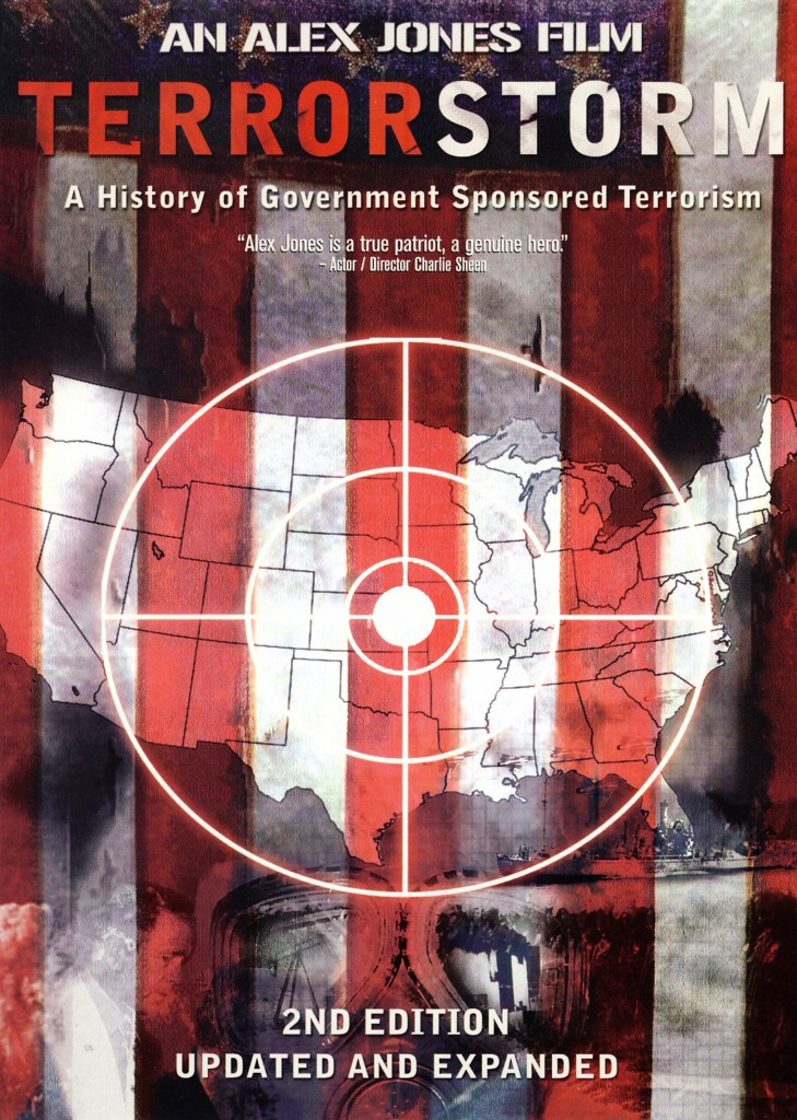 Review: Terrorstorm: A History of Government Sponsored Terrorism