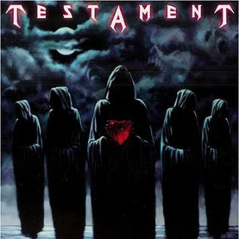 Review: Testament – Seen Between the Lines DVD