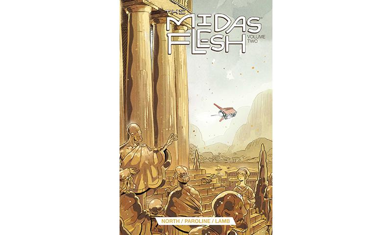 Review: The Midas Flesh, Vol. 2