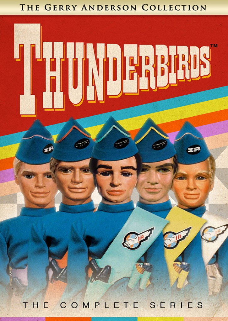 Review: Thunderbirds: The Complete Series