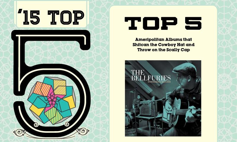 Top 5 Ameripolitan Albums