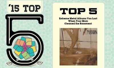 Top 5 Extreme Metal Albums