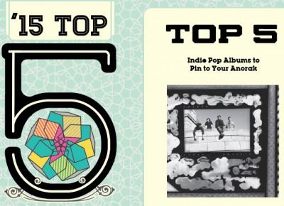 Top 5 Indie Pop Albums