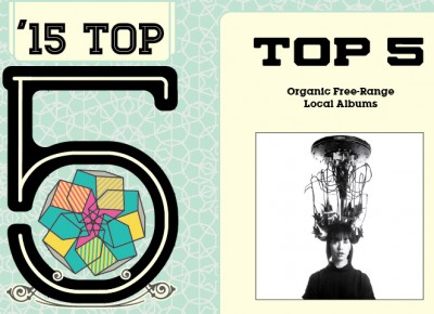 Top 5 Local Albums
