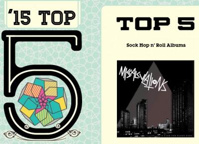 Top 5 Sock Hop Albums