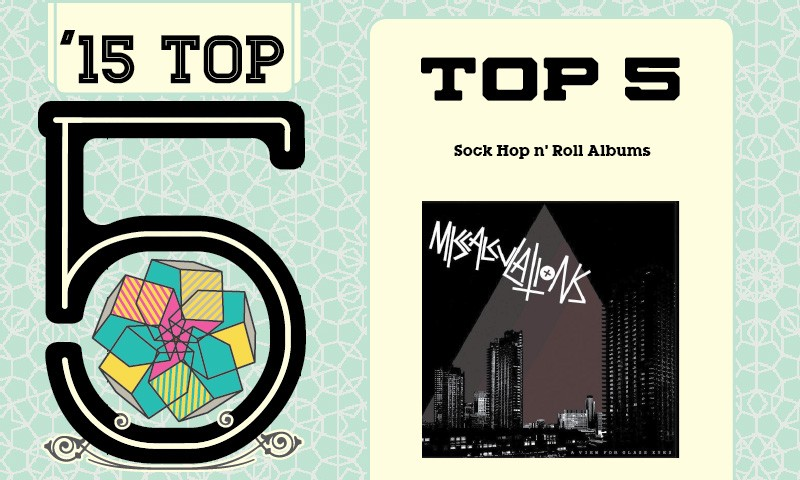 Top 5 Sock Hop Albums