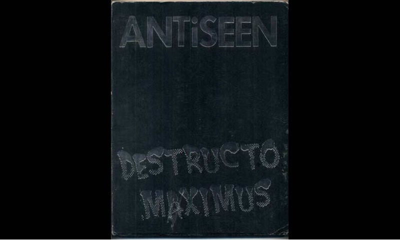 Review: DESTRUCTO MAXIMUS – ANTiSEEN