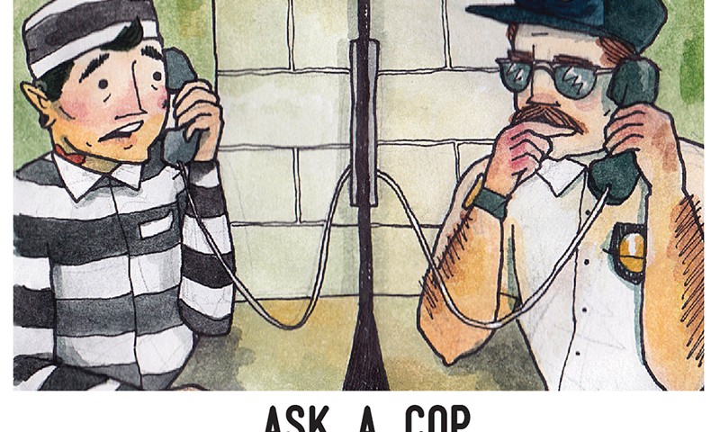 Ask a Cop: Fashion Police