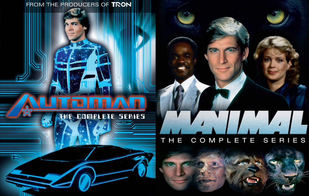 Review: Manimal & Automan: The Complete Series