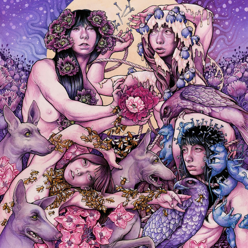 Review: Baroness – Purple