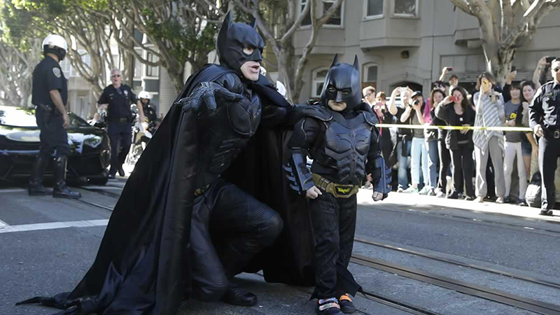 Review: Batkid Begins: The Wish Heard Around the World
