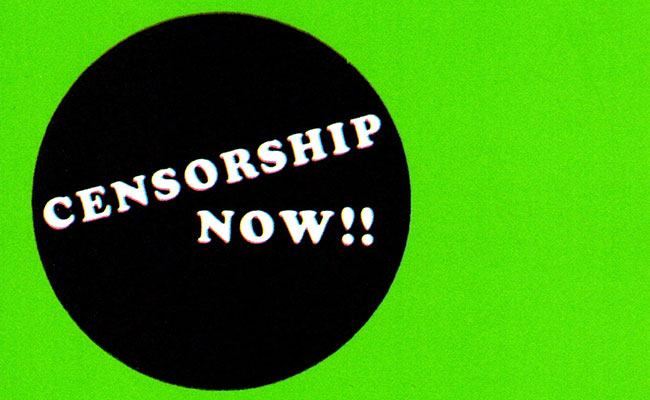 Review: Censorship Now!!