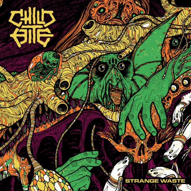 Review: Child Bite – Strange Waste