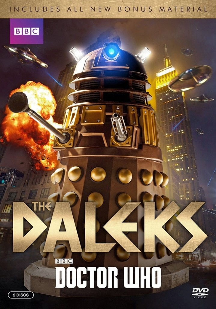 Review: Doctor Who: The Daleks