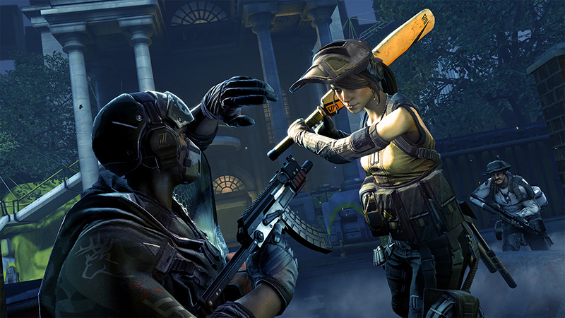 Review: Dirty Bomb