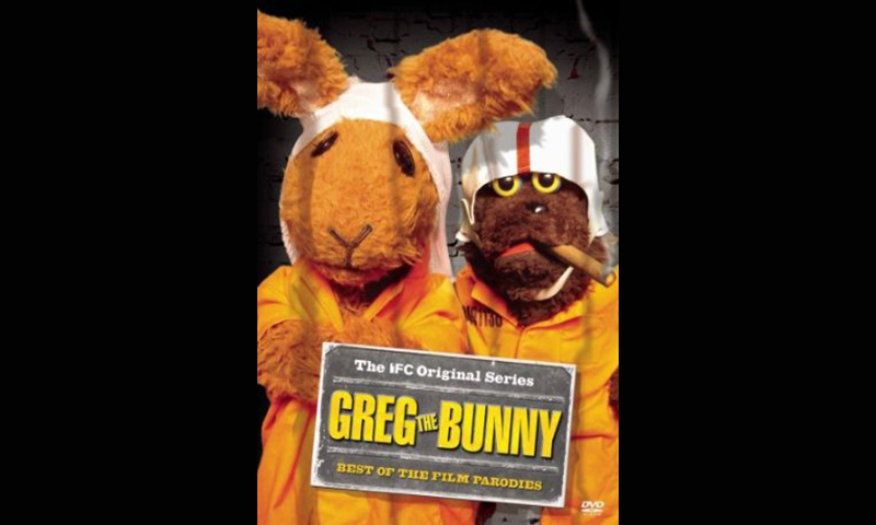 Review: Greg The Bunny: Best of the Film Parodies