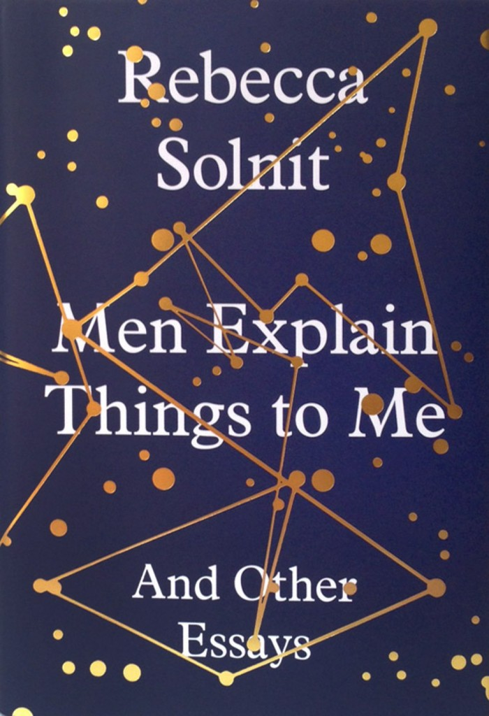 Review: Men Explain Things To Me