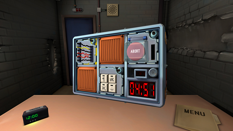 Review: Keep Talking and Nobody Explodes
