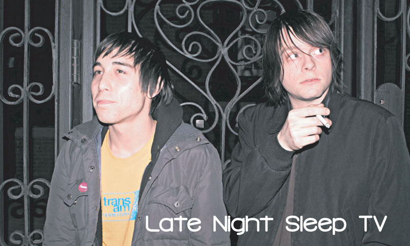 Localized: Late Night Sleep TV