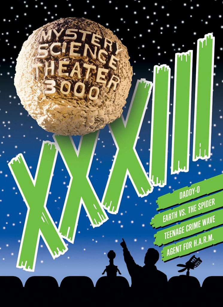 Review: Mystery Science Theatre 3000: Volume XXXIII