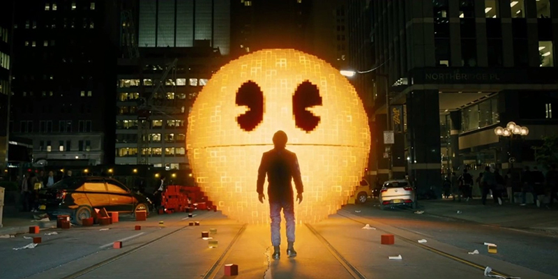 Review: Pixels