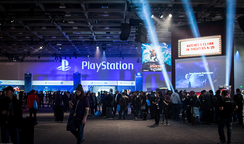 PSX 2015, or; The Three Reasons How I Learned to Stop Worrying and Love the Game