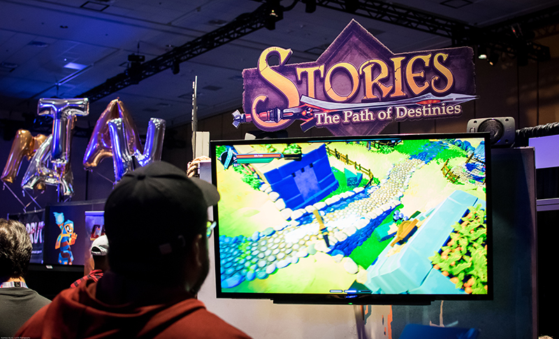 Preview: Stories: The Path of Destinies