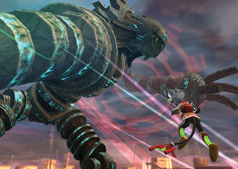 Review: Rodea the Sky Soldier