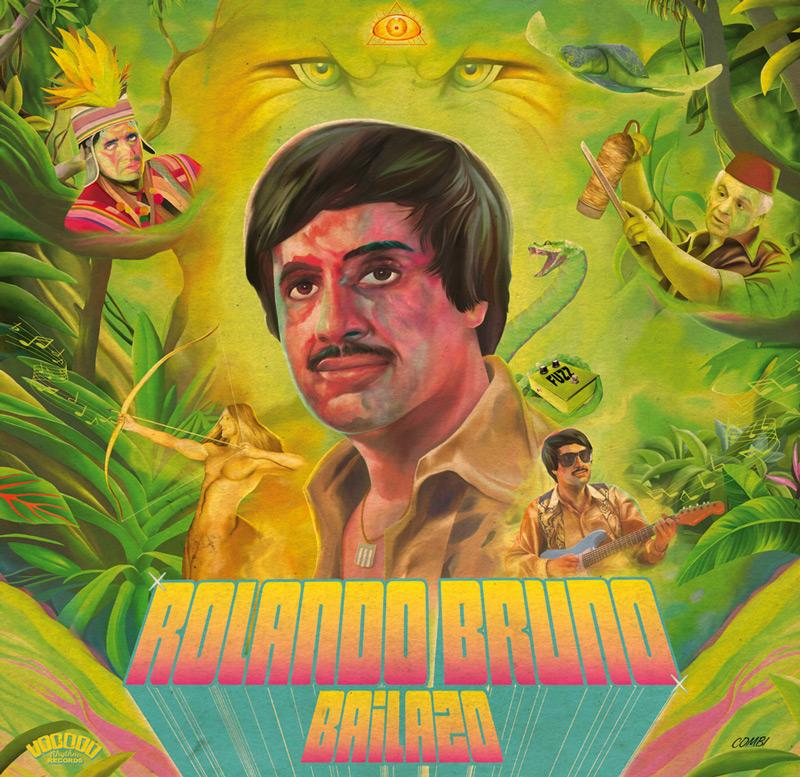 Review: Rolando Bruno – Bailazo