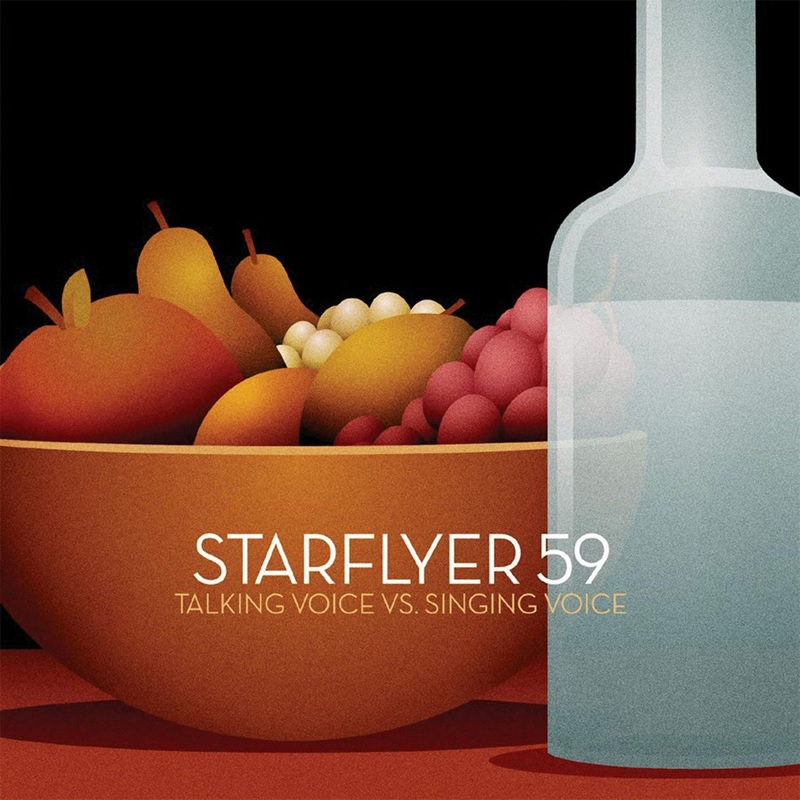 Review: Starflyer 59 – Talking Voice VS. Singing Voice