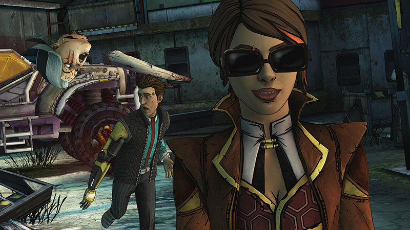 "Review: Tales from the Borderlands: Episode 3 – ""Catch a Ride"""