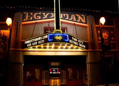 Park City Egyptian Theatre