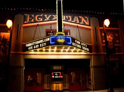 Park City Egyptian Theatre