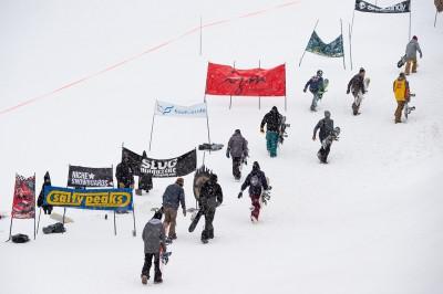 Over a dozen sponsors helped to make SLUG Games: Fury Road possible. Photo: Niels Jensen