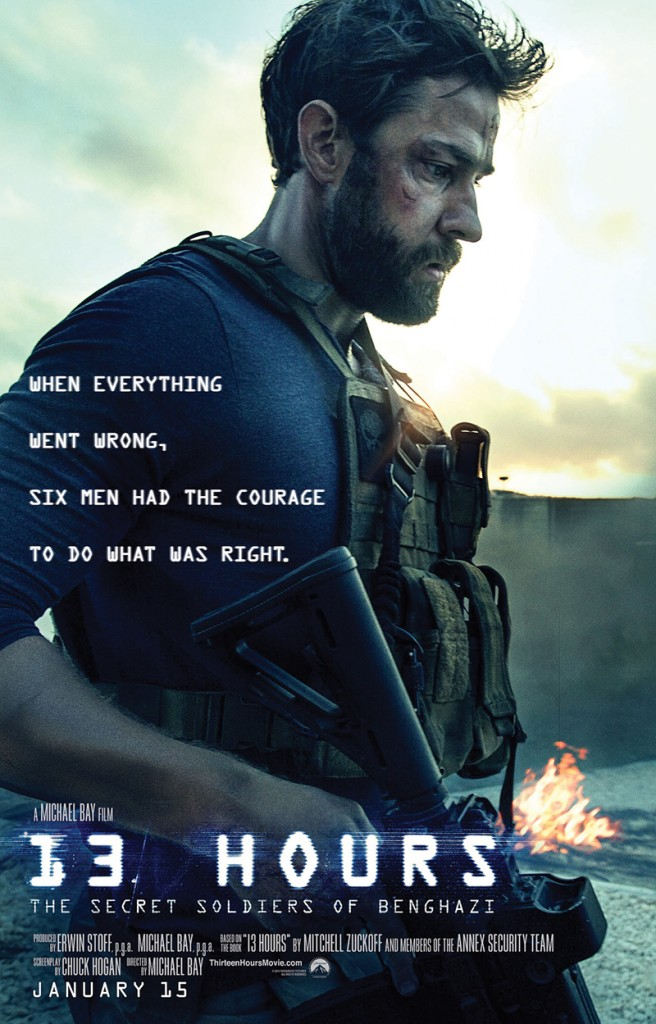 Review: 13 Hours: The Secret Soldiers of Benghazi