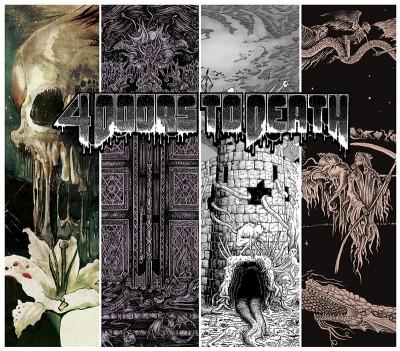 4 Doors to Death & Review: Various Artists \u2013 4 Doors to Death \u2013 SLUG Magazine