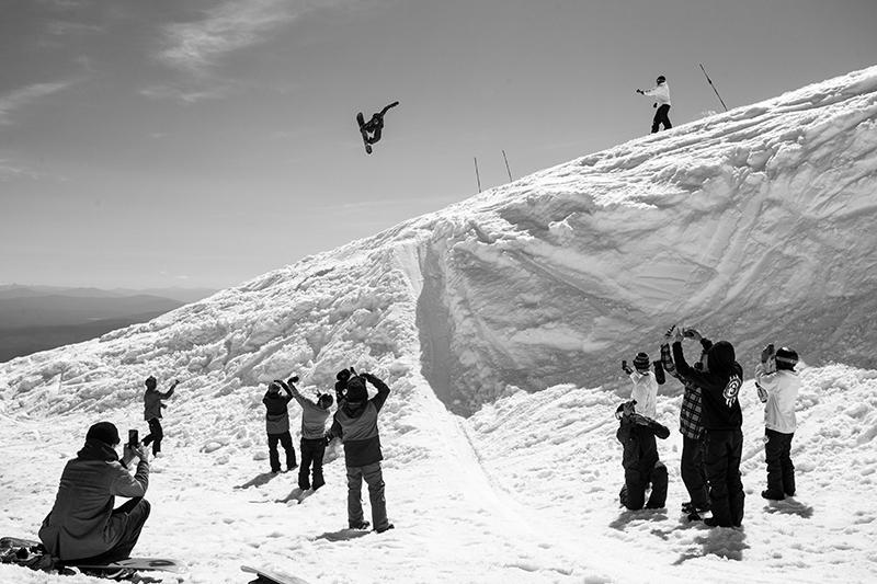 SLUG Snow Photo Feature: Griffen Siebert