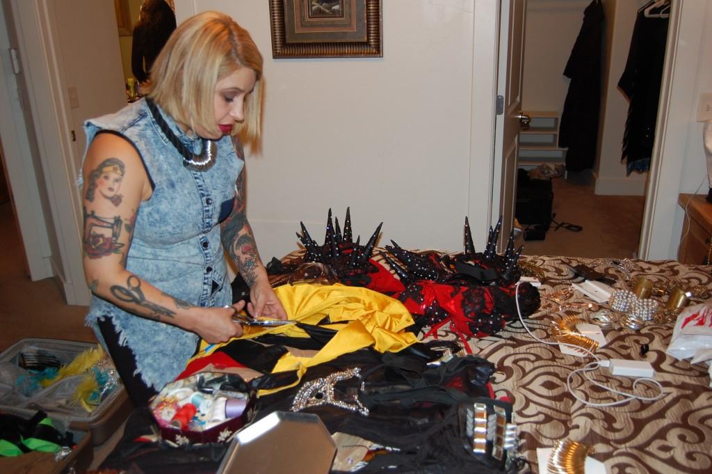 Carmela Lane: The Woman Behind The Glamour