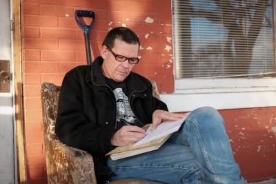 Steven Anderson. Photo: John Barkiple