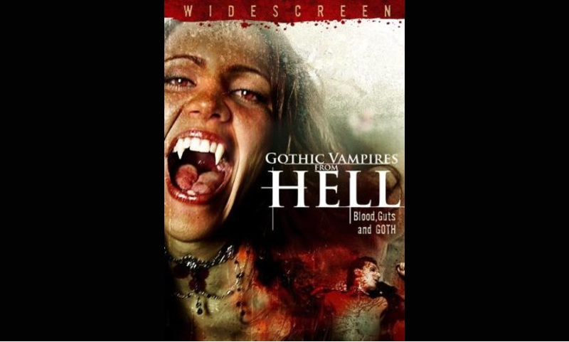 Review: Gothic Vampires From Hell