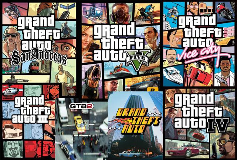 Review: Grand Theft Auto Series