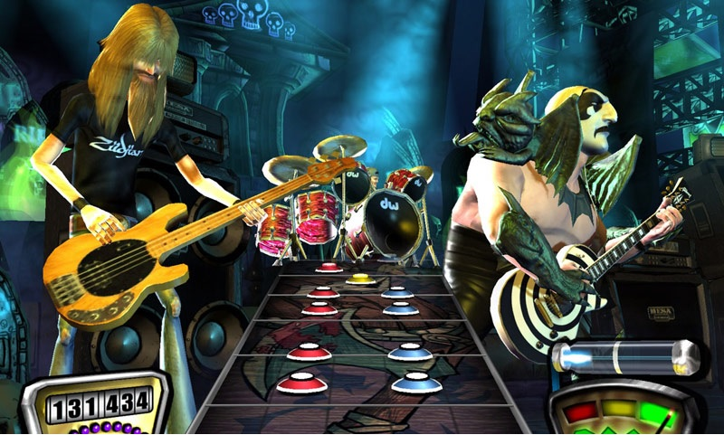 Review: Guitar Hero II