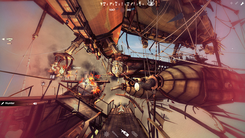 Review: Guns of Icarus Online