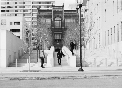 SLUG Skate Photo Feature - Mark Judd and Erik Jensen