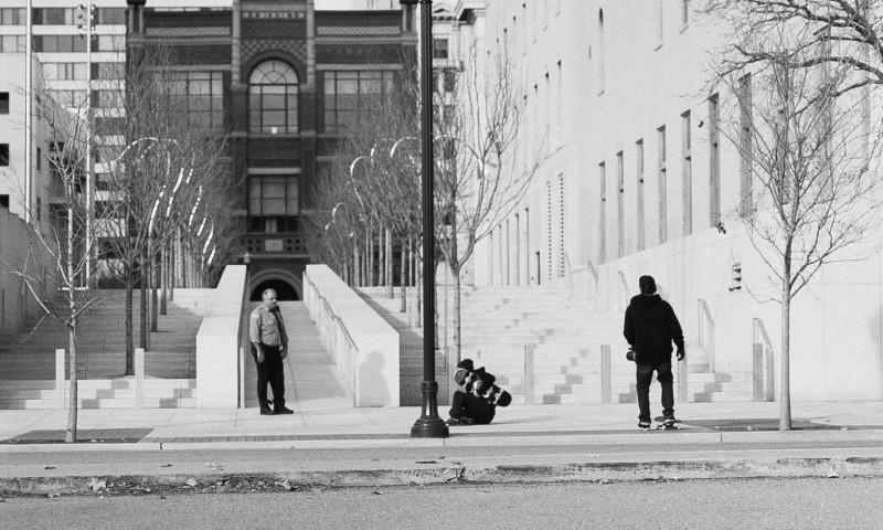 SLUG Skate Photo Feature - Mark Judd and Erik JensenSLUG Skate Photo Feature - Mark Judd and Erik Jensen