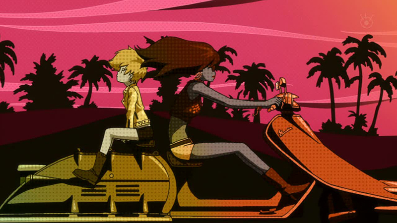 Review: Michiko & Hatchin: Complete Series S.A.V.E.