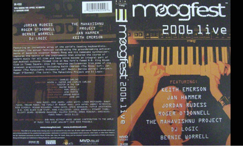 Review: Moogfest 2006 Live
