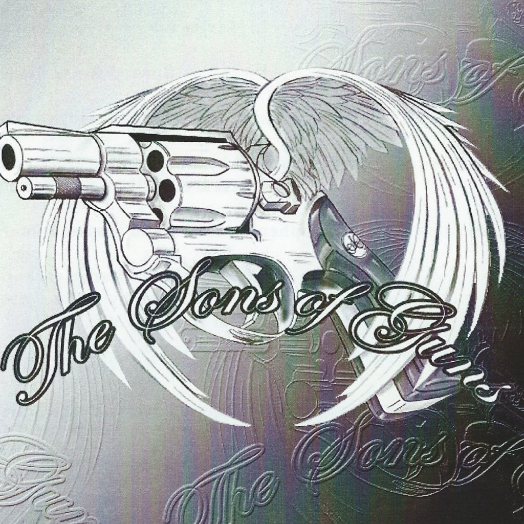 Local Review: The Sons of Guns – Self-Titled